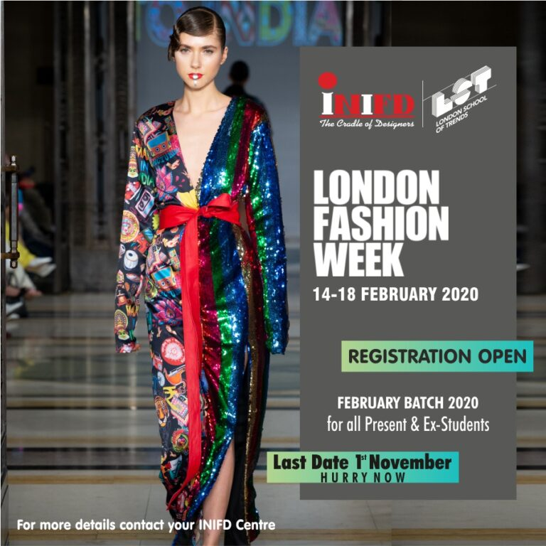 Artwork - London Fashion Week