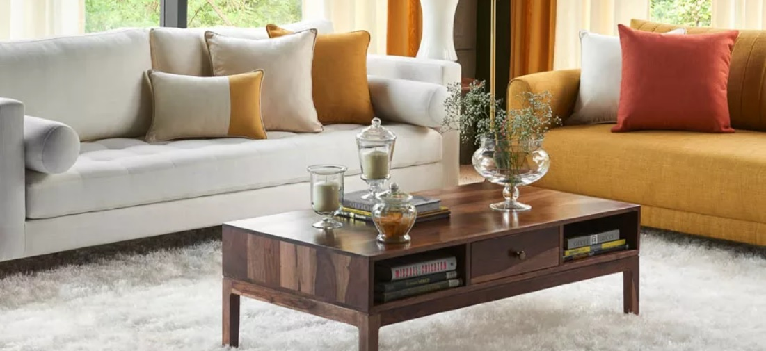 4 Coffee Tables Perfect For Every Urban Home